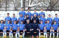 Βασικός ο Ζουμπουλίδης δεν αγωνίστηκε ο Μελιόπουλος στην ήττα της Εθνικής Παίδων απο την Αγγλία