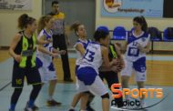 Πάλεψαν αλλά δεν απέφυγαν την εντός έδρας ήττα απο την Πυλαία τα κορίτσια της Ασπίδας!