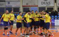 Νέα νίκη στο τάι μπρέικ για τη ΓΕ Αλεξανδρούπολης, με ανατροπή αυτή τη φορά στις Σέρρες