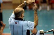 Οι διαιτητές του 2ου και του 3ου τελικού των πλέι οφ της Volley League ανάμεσα σε Ολυμπιακό & ΠΑΟΚ