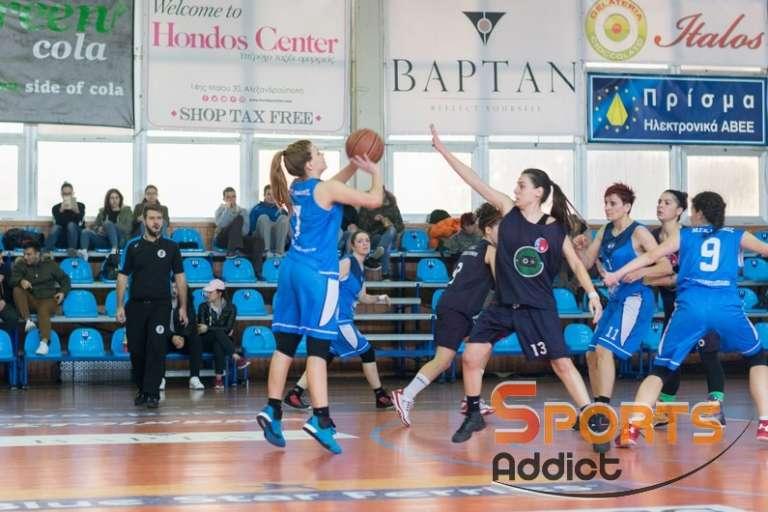 Στην Αλεξανδρούπολη για νίκη τίτλου ο ΓΑΣ Κομοτηνή! Οι διαιτητές στο πρωτάθλημα Γυναικών της ΕΚΑΣΑΜΑΘ