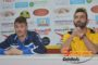 Όσα ειπώθηκαν στην συνέντευξη τύπου του αγώνα του Ορφέα με την Καβάλα απο Λίτσκα, Καραγκιόζη και Διγκόζη