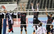 Αποκλείστηκε από το CEV Cup ο ΠΑΟΚ των Εβριτών Ανδρεάδη, Γκαρά & Κωνσταντινίδη