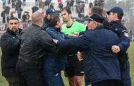 Προπηλακισμοί Καλαϊτζίδη έναντι του Εβρίτη διαιτητή Κυριαζίδη και αστυνομικού!(video) H στάση του Γιάννη Πουρλιάκα