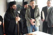 Παρουσία του Μητροπολίτη Κομοτηνής και του Προέδρου της ΕΠΣ Θράκης η κοπή της βασιλόπιτας του ΠΑΟΚ Κομοτηνής