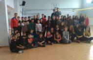Με 19 μαθητές έλαβε μέρος στην 1η Μαθητιάδα της ΑΜ-Θ το Γυμνάσιο Σαμοθράκης!