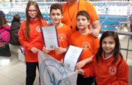 Πρώτη φορά στα 4 χρόνια ζωής του Πρωτέα Ορεστιάδας 11 μετάλλια σε μία διοργάνωση!