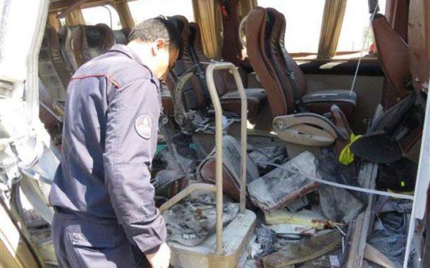 Έκρηξη σε μίνι βαν κοντά σε αεροδρόμιο της Κωνσταντινούπολης!