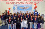 Μετάλλια και επιτυχίες για τους αθλητές του Νηρέα Ορεστιάδας στο «Φάρος – Έλενα Σαΐρη 2017»