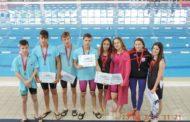 Ρεκόρ και μετάλλια για τους αθλητές του ΝΟΑ στο «Φάρος – Έλενα Σαΐρη 2017»