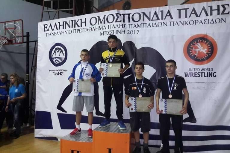 Κατάντια! «Ανάγκασαν» τον πρωταθλητή Ελλάδας Βλαδίμηρο Γεωργιάδη να πάει στο Πανευρωπαϊκό με δικά του έξοδα!
