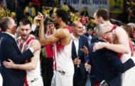 Το έκανε ξανά ο Ολυμπιακός! Στον τελικό οι «ερυθρόλευκοι» επικρατώντας 82-78 της ΤΣΣΚΑ Μόσχας!