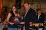 Απο τα χέρια του Σκίμπε παρέλαβε το βραβείο της MVP της χρονιάς για τις Βασίλισσες η Ζωή Βλάχου!