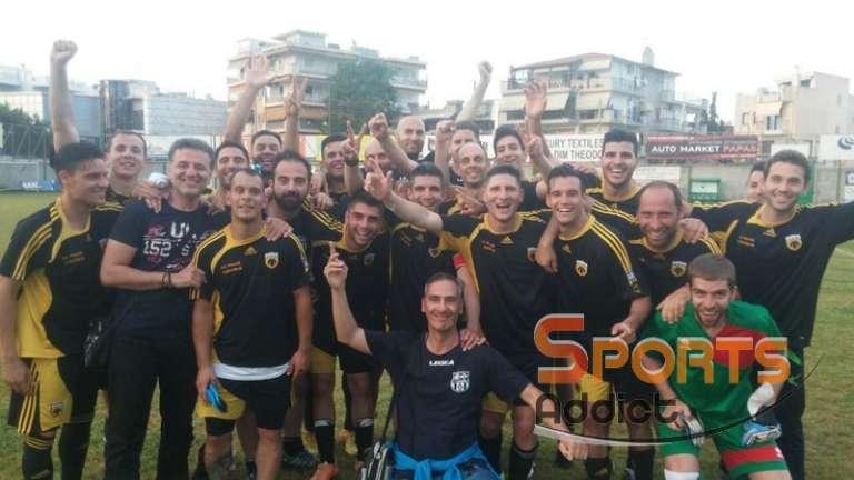 Πρωταθλητές Β. Ελλάδας οι αστυνομικοί Αλεξανδρούπολης!