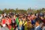 Πολλά παιδικά χαμόγελα και γεμάτες εξέδρες στην τελετή λήξης του «Ευ αγωνίζεσθαι» (photos)