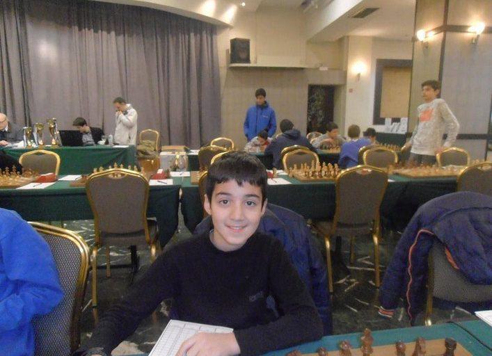 Τον θρύλο του σκακιού Γκάρι Κασπάροφ αντιμετώπισε ο 12χρονος αθλητής του Εθνικού Αλεξανδρούπολης Βαλέριος Νάσος! (video)