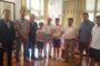 Βράβευσε τους πρωταθλητές του Εθνικού ο δήμαρχος Αλεξανδρούπολης!