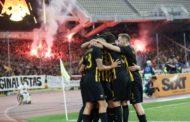 Μεγάλη εμφάνιση και νίκη επί της Μπρίζ για την ΑΕΚ που…πέταξε για τους ομίλους του Europa League