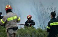Αλεξανδρούπολη: Φωτιά σε σκουπιδότοπο κοντά στην Εγνατία