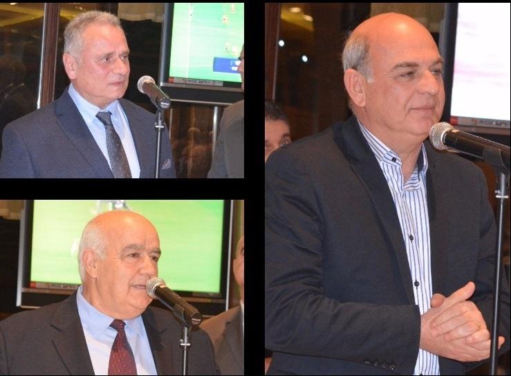 Στο πλευρό Γραμμένου ΕΠΣ Ξάνθης και ΕΠΣ Θράκης, χωρίς όμως υποψήφιο!Οι 11 υποψήφιοι για τις εκλογές της ΕΠΟ