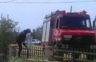 Φωτιά στον οικισμό της Πόρπης! Άμεση παρέμβαση Πυροσβεστικής και κατοίκων