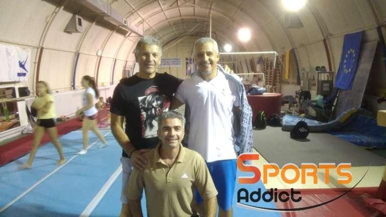 Ο επίσημος χορογράφος των Εθνικών Ομάδων Ρυθμικής & Ενόργανης Γυμναστικής Γιάννης Μάρτος αποκλειστικά στο SportsAddict!