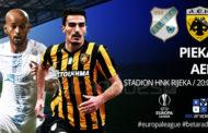 Στοίχημα: Με τα γκολ στο Ριέκα – ΑΕΚ, ανταγωνιστικός ο Απόλλωνας