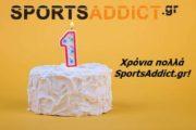 Ένας χρόνος SportsAddict! Η Αθλητική ενημέρωση της Θράκης απέκτησε ονοματεπώνυμο