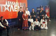 Ο Αγησίλαος Βεσεξίδης και η ομάδα Makoto στο «Ελλάδα Έχεις Ταλέντο»!