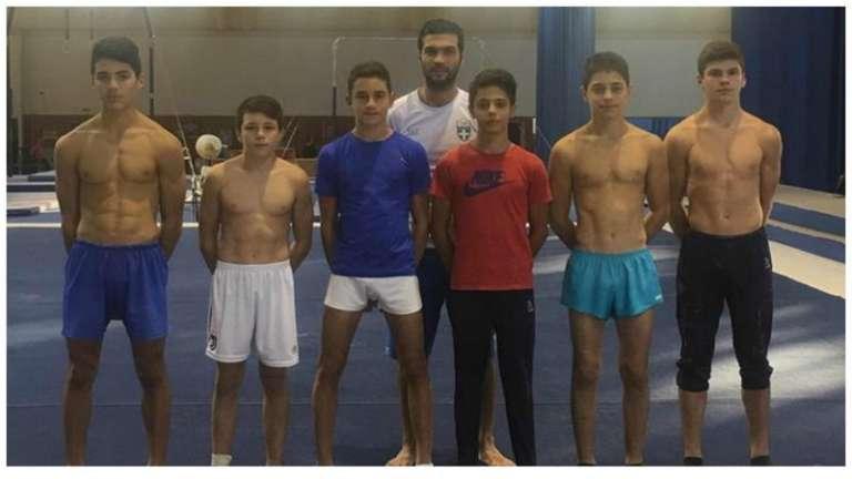 Γιάννης Ζαχαριάδης: «Ετοιμάζουμε τους αυριανούς πρωταθλητές της ενόργανης»