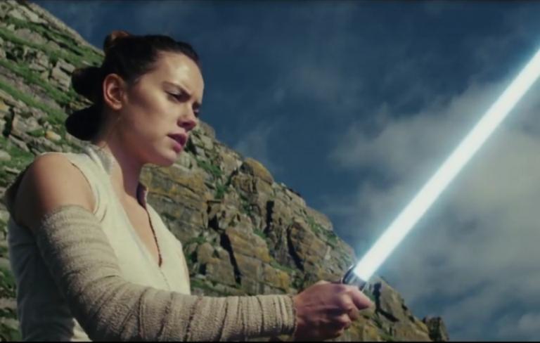Το trailer της νέας ταινίας Star Wars είναι εδώ! (video)