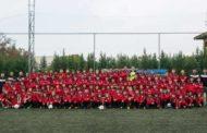 Πραγματοποιήθηκε ο αγιασμός της Ακαδημίας του Ολυμπιακού Κομοτηνής!