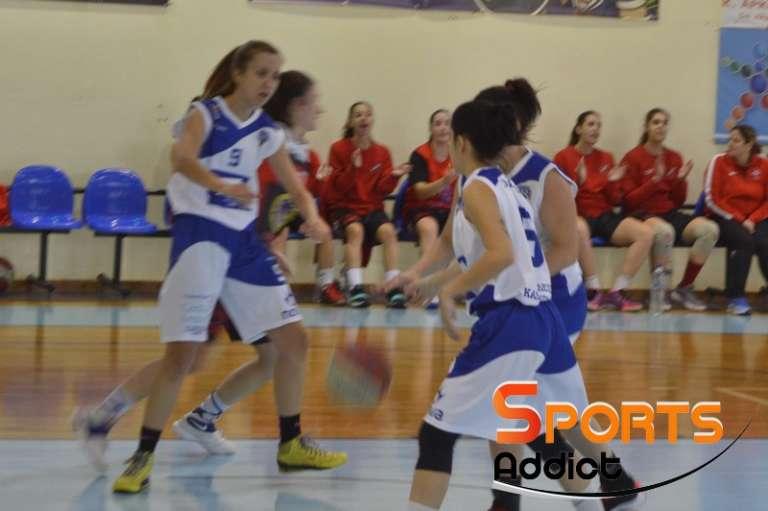 Στην Θεσσαλονίκη για τον «τελικό» με Σταυρούπολη η Ασπίδα Ξάνθης! Οι διαιτητές και κομισάριοι της Α2 Γυναικών