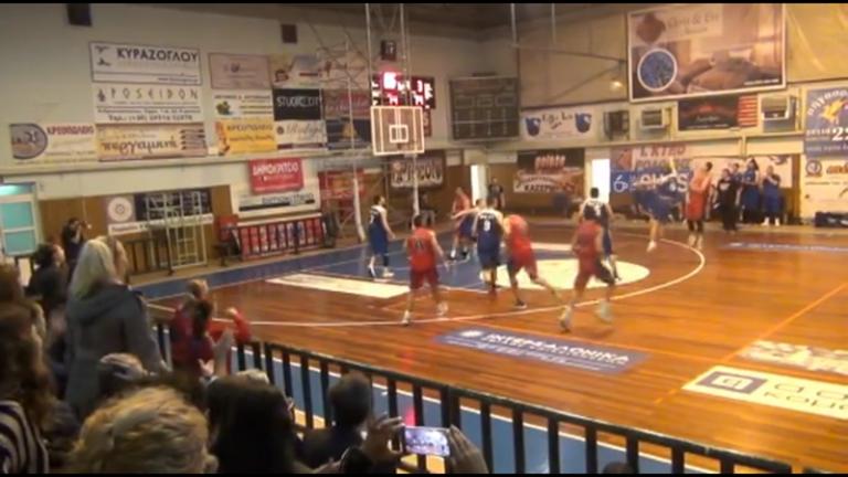 Έτσι νίκησε την ΜΕΝΤ ο ΓΑΣ Κομοτηνή! (video)