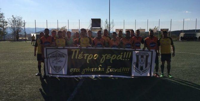 Οι ευχές που συγκίνησαν τον Μάνταλο και το μήνυμα επιστροφής του Κομοτηναίου αρχηγού της ΑΕΚ!
