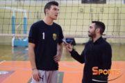 Α. Δαλακούρας: «Μου είχαν λείψει τα πάντα στην Αλεξανδρούπολη, χάρηκα που επέστρεψα» (video)