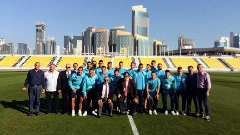 Αποχαιρέτησαν το Κατάρ με ισοπαλία οι Ελπίδες παρουσία Πανίδη-Γαβριηλίδη!