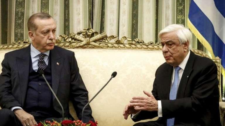Θέμα τουρκικής μειονότητας στην Θράκη έθεσε ο Ερντογάν στο Προεδρικό Μέγαρο!