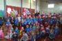 Με πολλά χαμόγελα η χριστουγεννιάτικη γιορτή στίβου του Εθνικού Αλεξ/πολης