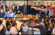 Υποδοχή ηρώων για Μιχαλεντζάκη & Καρυπίδη στο αεροδρόμιο Αλεξανδρούπολης!