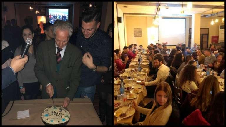 Έκοψε την πίτα του ο ΑΟ Θράκης (photos)