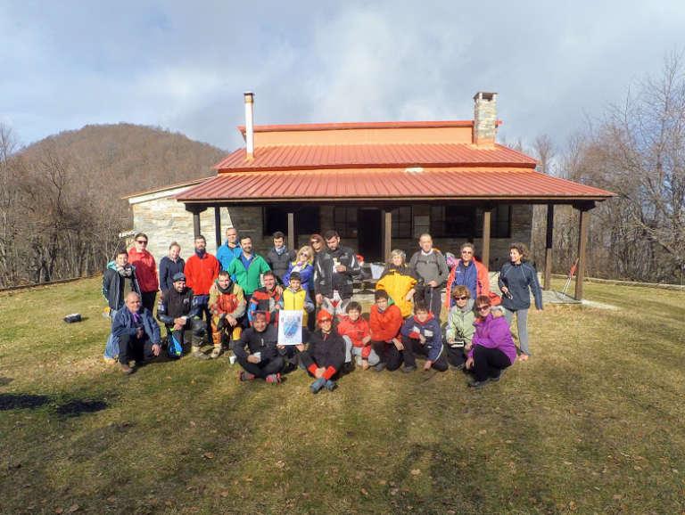 Στο ορειβατικό καταφύγιο του ΕΟΣ Κομοτηνής η πρώτη «εξόρμηση» των μελών του για το 2018