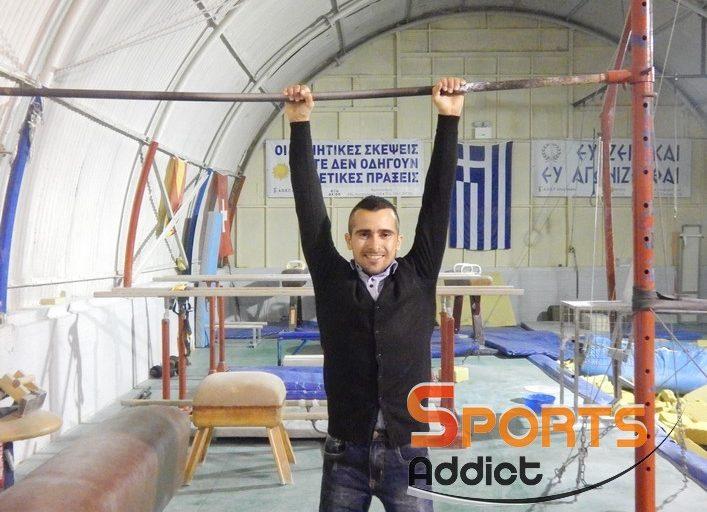 Ο Βλάσης Μάρας αποκλειστικά στο SportsAddict.gr!