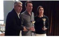 Βραβεύτηκαν από την ΕΑΣ ΣΕΓΑΣ Ανατ. Μακεδονίας & Θράκης οι Σιταρίδης, Γκούρλιας & Ναζίρη του Εθνικού!