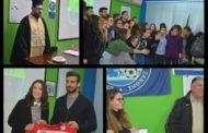 Photos: Με δώρα και βραβεύσεις η κοπή της βασιλόπιτας για τις Βασίλισσες Θράκης