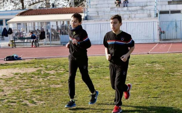 Διπλή διάκριση για την Ολυμπιάδα Κομοτηνής στους Διασυλλογικούς Παμπαίδων στις Σέρρες!