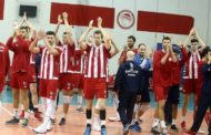 Μία ανάσα απ' τον τελικό του Challenge Cup ο Ολυμπιακός των Εβριτών!