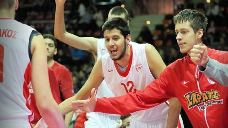 Παρουσία του Ανδρέα Περρή κατέκτησε την τέταρτη θέση στην Ευρωλίγκα των μικρών ο Ολυμπιακός!