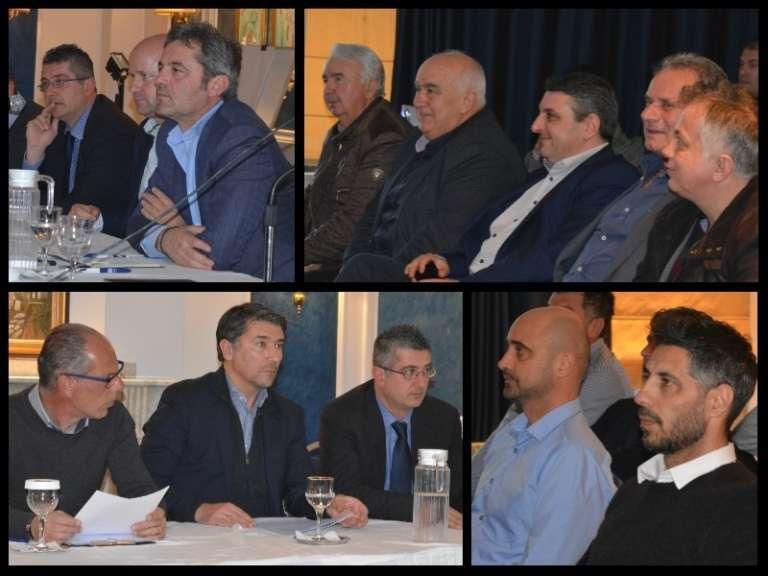 Photos: Το Ελληνικό ποδόσφαιρο έχει μέλλον! Όσα ειπώθηκαν στην Περιφερειακή Συνάντηση Στρατηγικού Σχεδιασμού Ανάπτυξης της ΕΠΟ στην Ξάνθη