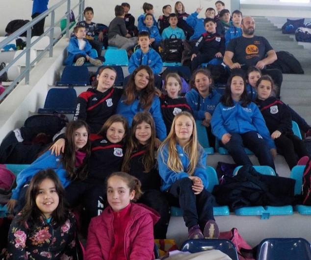 Ρεκόρ, διακρίσεις και μετάλλια για τους αθλητές του ΝΟΑ στους Χειμερινούς Αγώνες ΑΜ-Θ (photos)